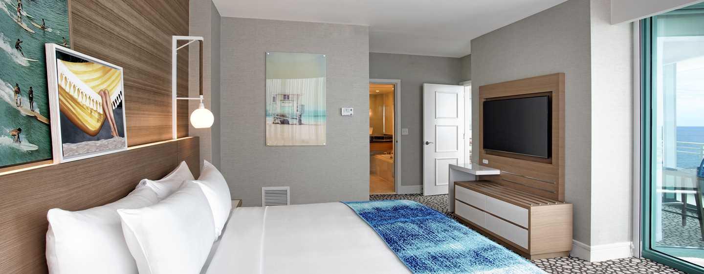 The Diplomat Beach Resort Hollywood, Curio Collection by Hilton Hotel, USA – stilvoll übernachten