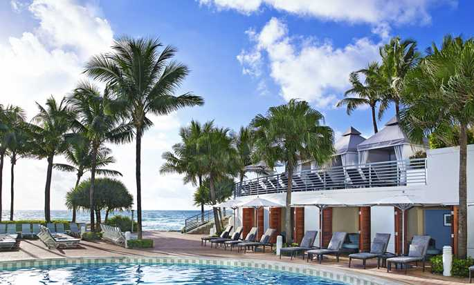 The Diplomat Beach Resort Hollywood, Curio Collection by Hilton Hotel, USA – Swimmingpool
