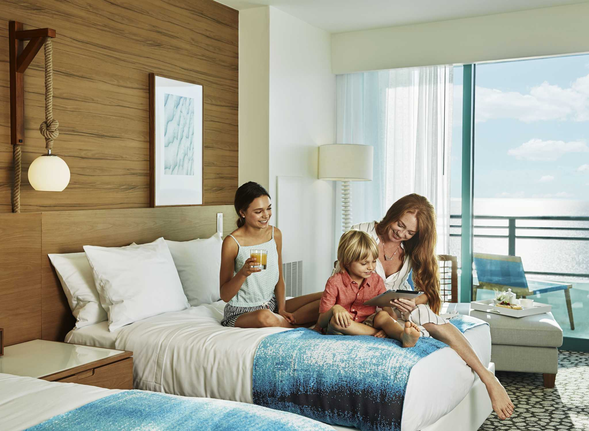 The diplomat beach resort hollywood curio collection by hilton hotel