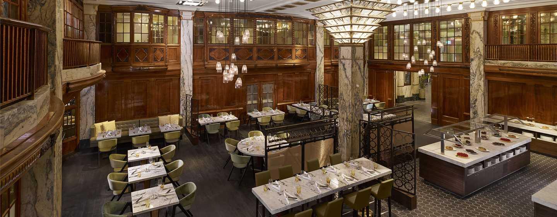 Reichshof Hamburg, Curio Collection by Hilton, Deutschland - Stadt Restaurant