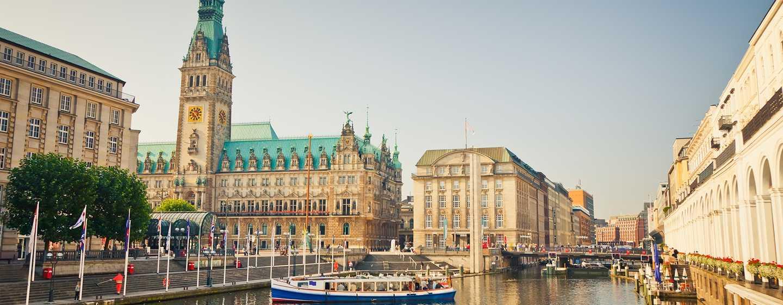 Reichshof Hamburg, Curio Collection by Hilton, Deutschland – Seien Sie neugierig