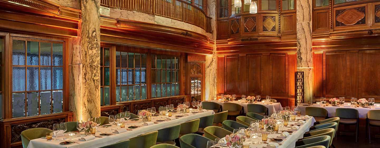 Reichshof Hamburg, Curio Collection by Hilton, Deutschland – Stadt Restaurant Events