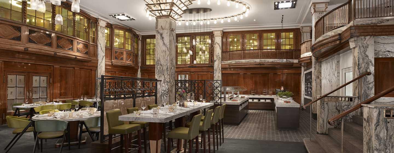 Reichshof Hamburg, Curio Collection by Hilton – Stadt Restaurant