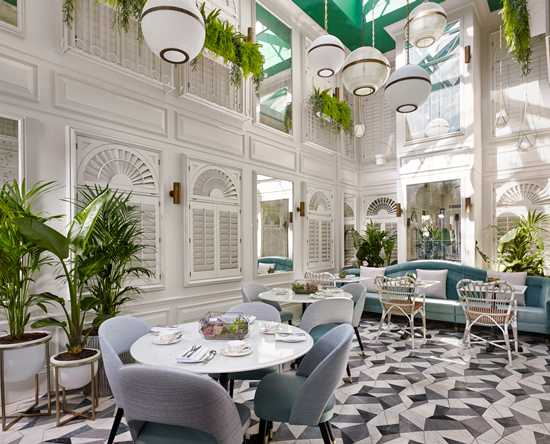 100 Queen's Gate Hotel London, Curio Collection by Hilton – Botanica