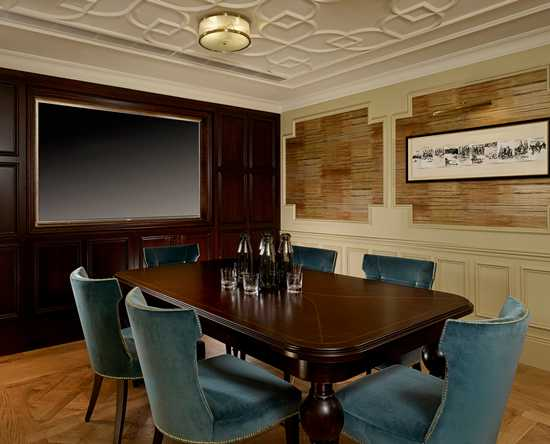100 Queen's Gate Hotel London, Curio Collection by Hilton – Kensington – Meetingraum