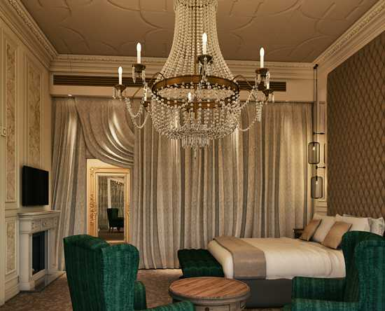 100 Queen's Gate Hotel London, Curio Collection by Hilton – Queen's Gate Suite