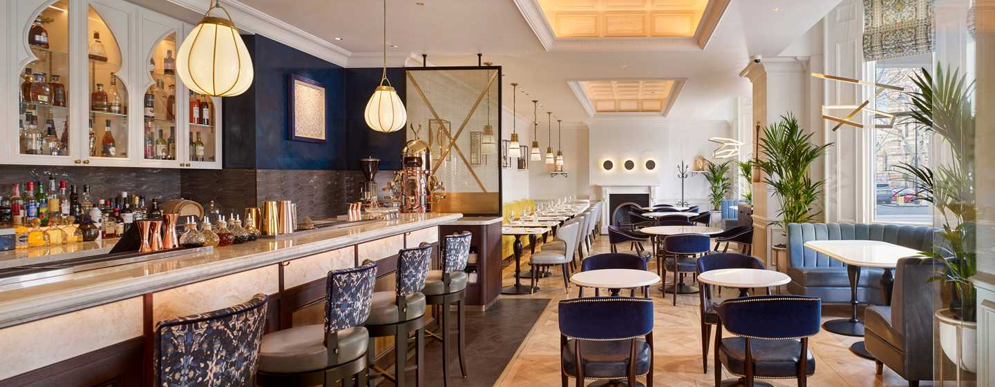 100 Queen's Gate Hotel London, Curio Collection by Hilton – Restaurant und Bar