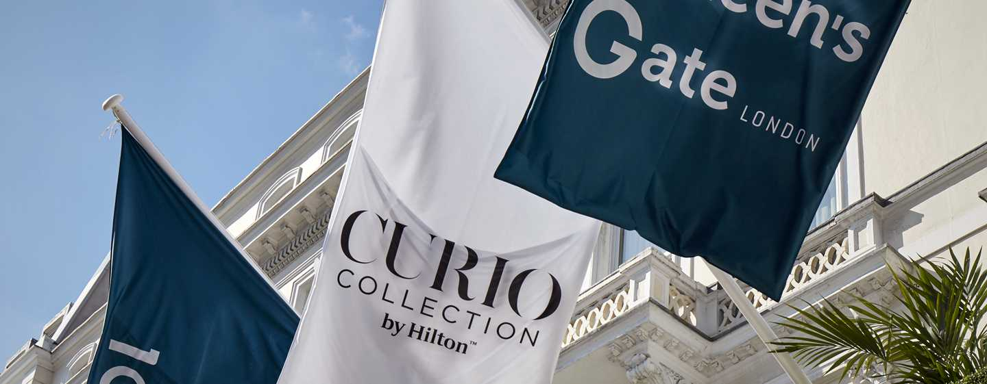 100 Queen's Gate Hotel London, Curio Collection by Hilton – Außenansicht