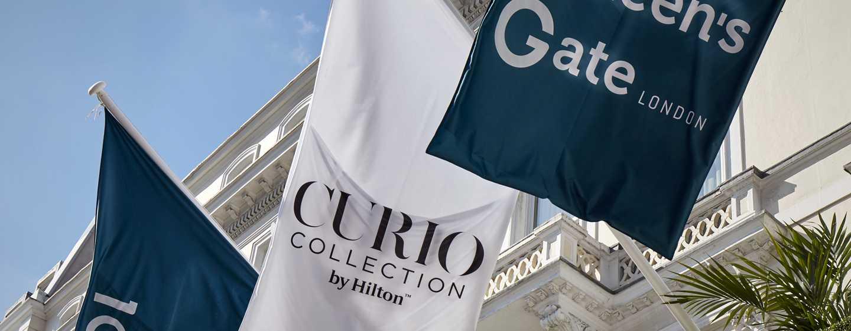 100Queen's Gate Hotel London, Curio Collection by Hilton– Außenansicht