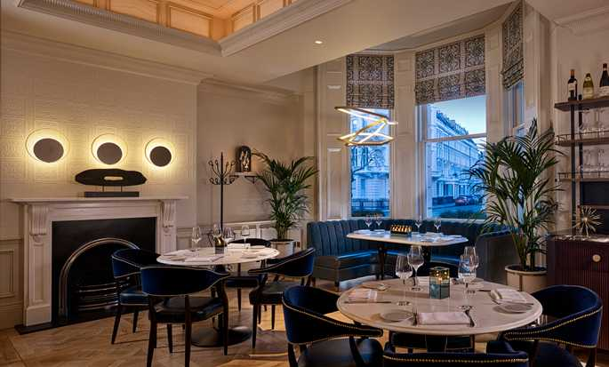 100 Queen's Gate Hotel London, Curio Collection by Hilton – Speisen