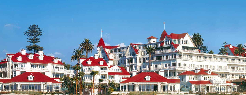 Beach Village at The Del, Curio Collection by Hilton Hotel, Kalifornien, USA– Hotel del Coronado