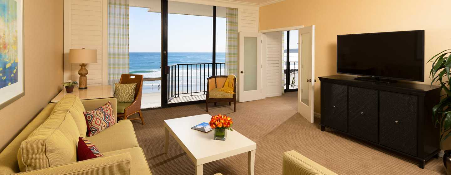 Hotel del Coronado, Curio Collection by Hilton, Kalifornien, USA – Wohnbereich