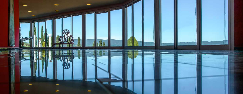 La Bagnaia Golf&Spa Resort Siena, Curio Collection by Hilton, Italien– Foyer