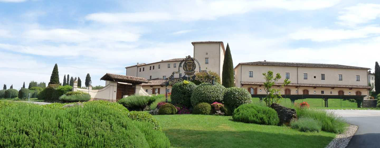 La Bagnaia Golf & Spa Resort Siena, Curio Collection by Hilton, Italien – Borgo Bagnaia