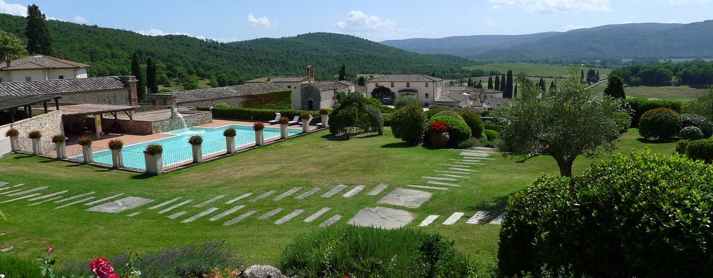 La Bagnaia Golf & Spa Resort Siena, Curio Collection by Hilton, Italien – Außenpool