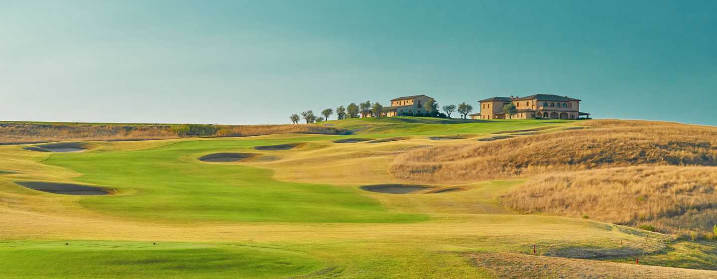 La Bagnaia Golf & Spa Resort Siena, Curio Collection by Hilton, Italien – Royal Golf La Bagnaia