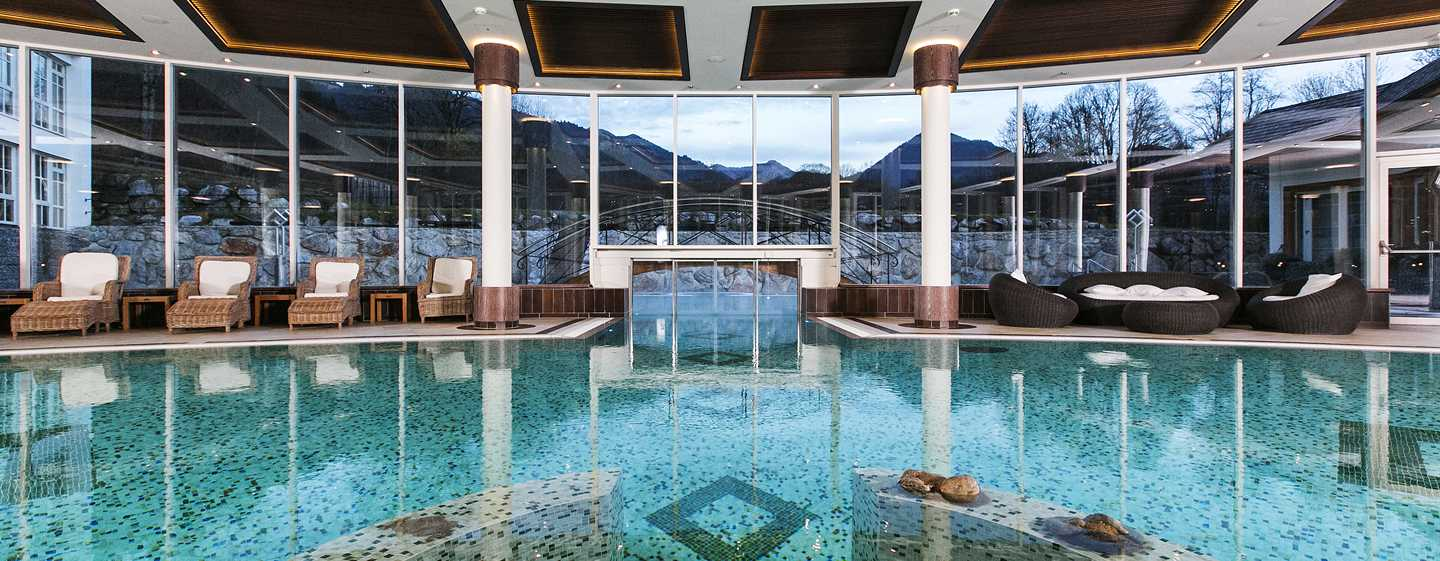 Grand Tirolia Hotel Kitzbühel, Curio Collection by Hilton, Österreich – Spa-Pool