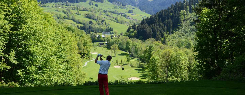 Grand Tirolia Hotel Kitzbühel, Curio Collection by Hilton, Österreich – Golf Eichenheim
