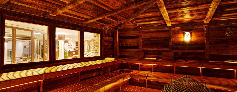 Grand Tirolia Hotel Kitzbühel, Curio Collection by Hilton, Österreich– Sauna