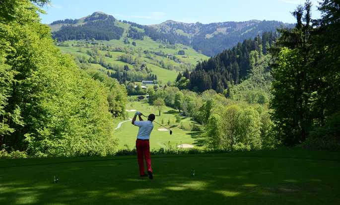 Grand Tirolia Hotel Kitzbühel, Curio Collection by Hilton, Österreich – Golf Eichenheim