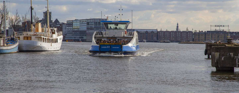 DoubleTree by Hilton Hotel Amsterdam– NDSM Wharf, Niederlande– Fährdienst