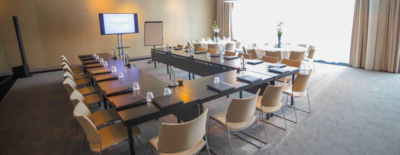 DoubleTree by Hilton Hotel Amsterdam– NDSM Wharf, Niederlande– Meetingraum