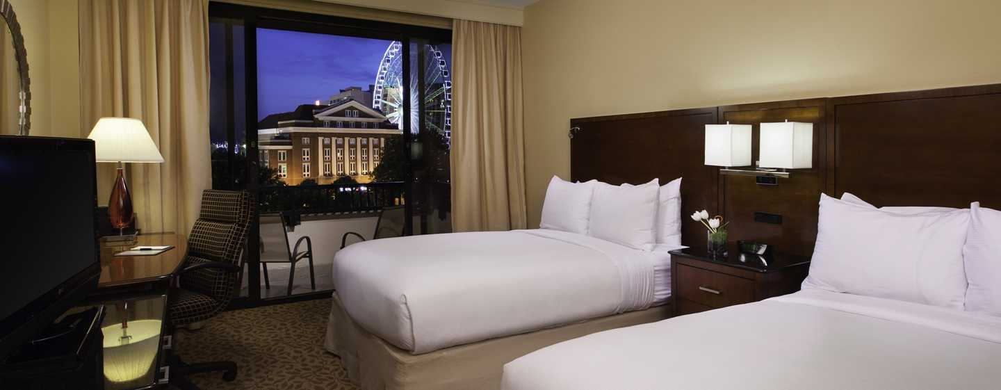 The American Hotel Atlanta Downtown – a DoubleTree by Hilton, USA – Standard Zimmer