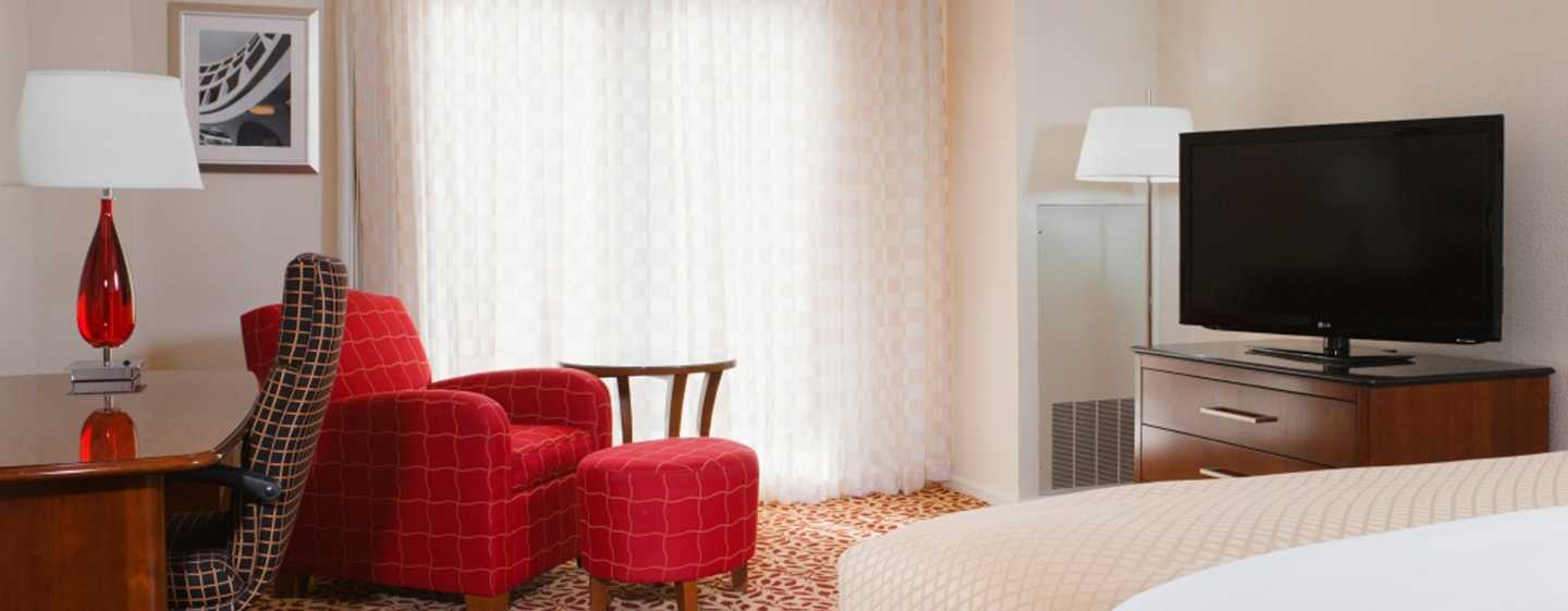 The American Hotel Atlanta Downtown – a DoubleTree by Hilton, USA – Zimmer mit King-Size-Bett
