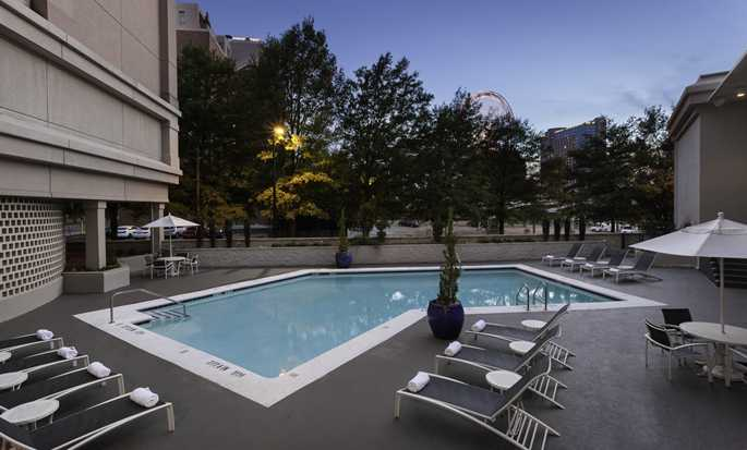 DoubleTree by Hilton Hotel Atlanta Downtown, USA – Swimmingpool
