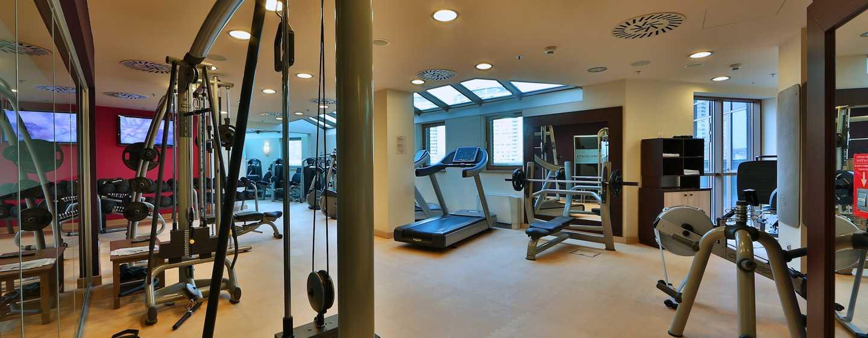 DoubleTree by Hilton Hotel Bratislava, Slowakei– Fitnesscenter