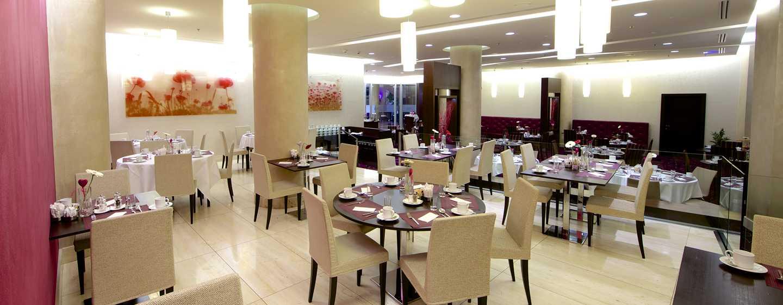 DoubleTree by Hilton Hotel Bratislava, Slowakei– Restaurant Opus