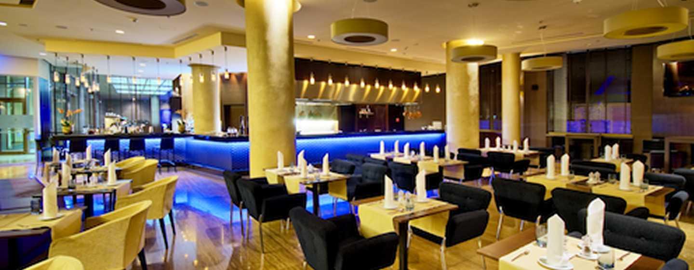 DoubleTree by Hilton Hotel Bratislava, Slowakei– italienische Bistro-Lounge Toscana