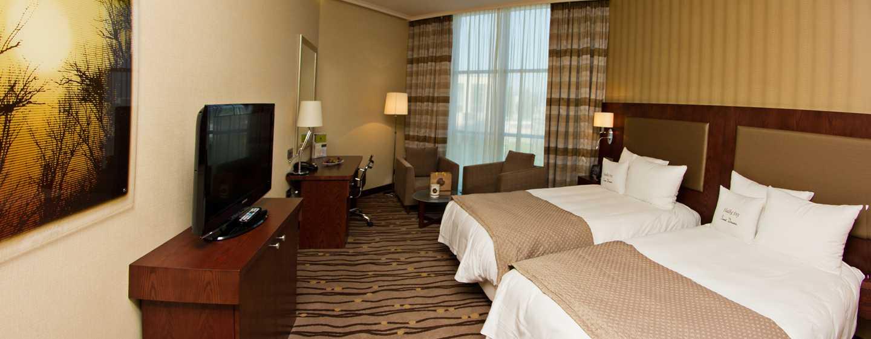 DoubleTree by Hilton Bratislava Hotel, Slowakei– Zimmer mit zwei Einzelbetten