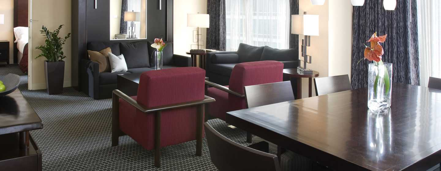 Doubletree Hotel Chicago Magnificent Mile, USA – Barrierefreies Murphy Premium Zimmer