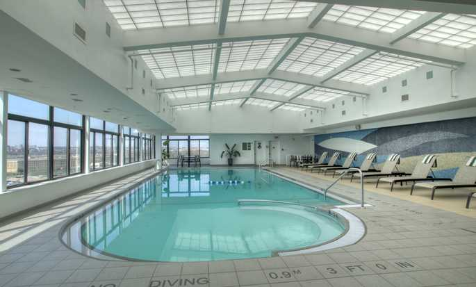 DoubleTree by Hilton Hotel Washington DC – Crystal City, USA – Swimmingpool