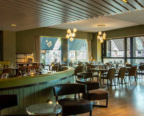 The Morrison, a DoubleTree by Hilton Hotel, Irland – Morrison Grill