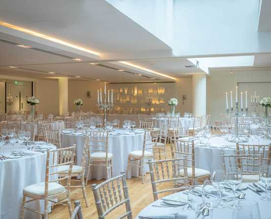 The Morrison, a DoubleTree by Hilton Hotel, Irland – Hochzeiten – Printworks