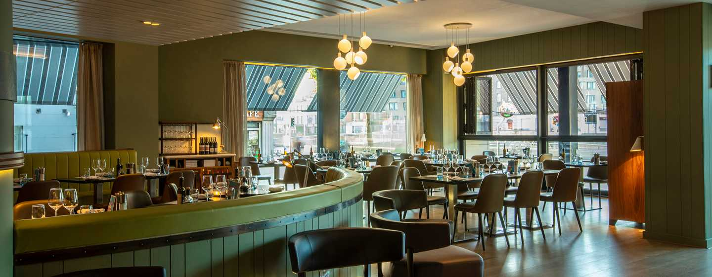 The Morrison, a DoubleTree by Hilton Hotel, Irland– Speisen