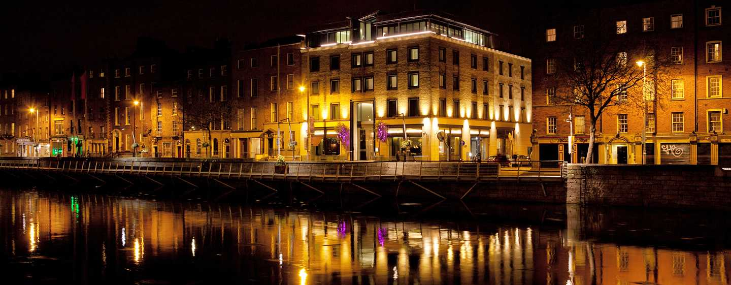 The Morrison, a DoubleTree by Hilton Hotel, Irland– Außenberich des Hotels