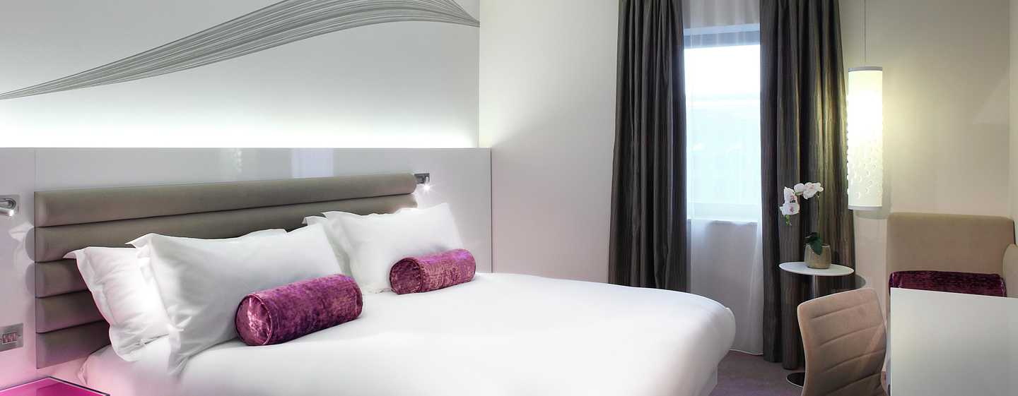The Morrison, a DoubleTree by Hilton Hotel, Irland– Zimmer