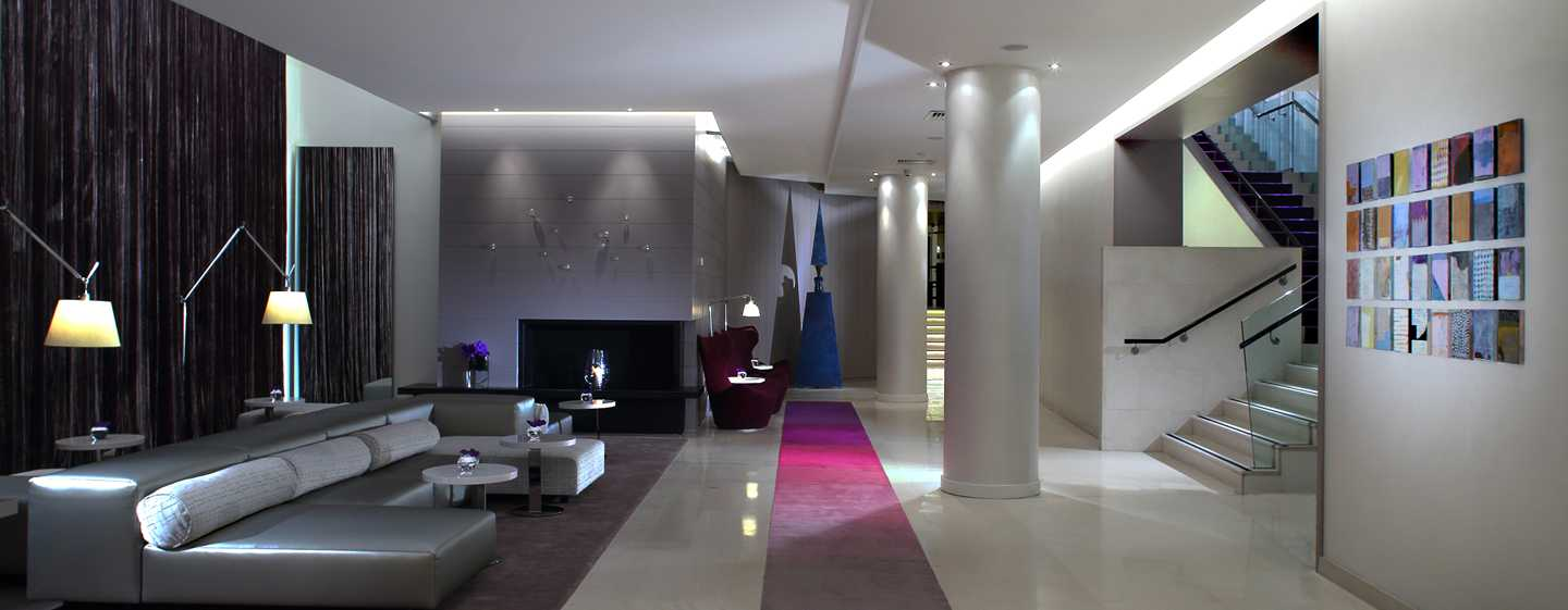 The Morrison, a DoubleTree by Hilton Hotel, Irland - Hotel-Lobby
