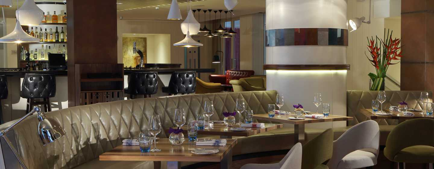 The Morrison, a DoubleTree by Hilton Hotel, Irland - Halo: Restaurant