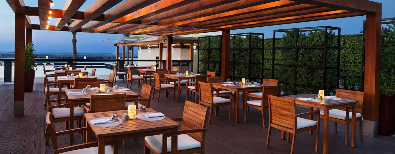DoubleTree by Hilton Hotel Dubai Jumeirah Beach, Dubai, VAE– TKT Day