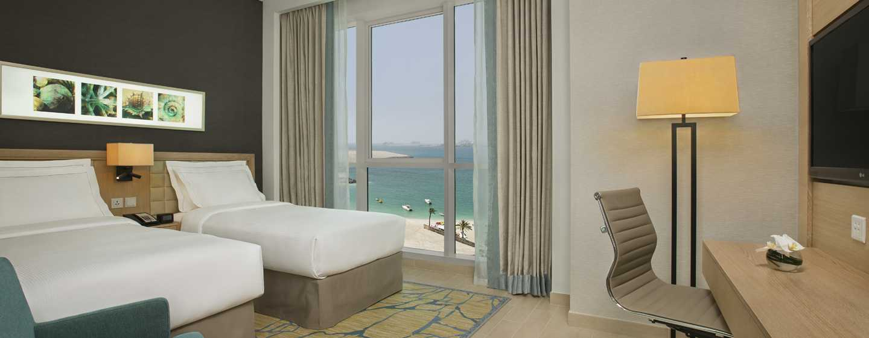 DoubleTree by Hilton Hotel Dubai Jumeirah Beach, Dubai, VAE– Doppelzimmer