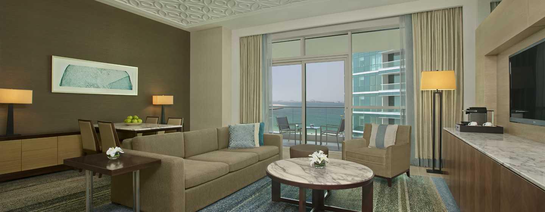 DoubleTree by Hilton Hotel Dubai Jumeirah Beach, Dubai, VAE– Suite