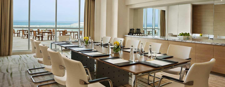 DoubleTree by Hilton Hotel Dubai Jumeirah Beach, Dubai, VAE– Meetingräume