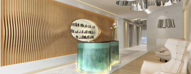 DoubleTree by Hilton Hotel Dubai Jumeirah Beach, Dubai, VAE– Spa