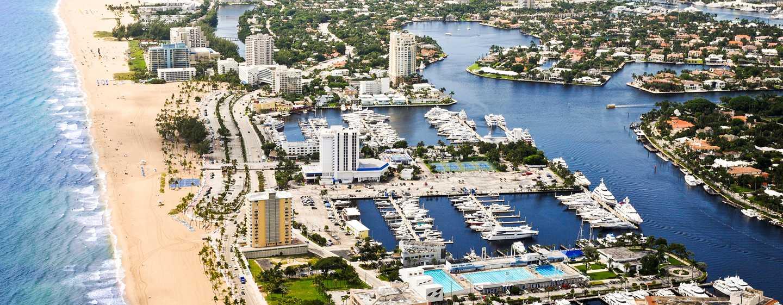 Doubletree Fort Lauderdale Hotels Bahia Mar