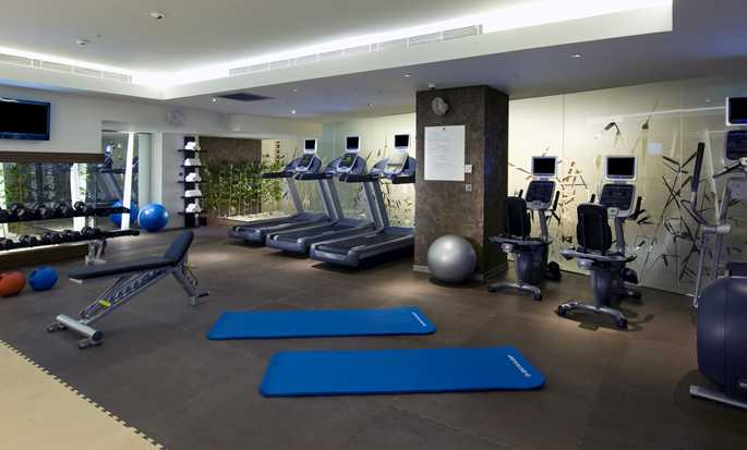 DoubleTree by Hilton Hotel Istanbul – Old Town, Türkei – Fitness Center