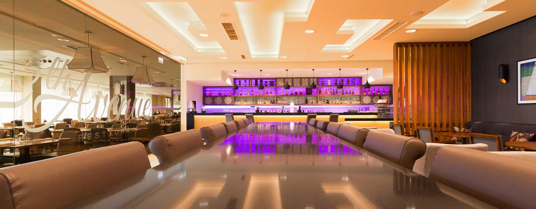 DoubleTree by Hilton Krakow Hotel & Convention Center, Polen– Bar und Lounge